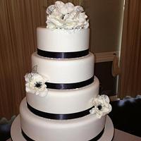 My Sons Wedding Cake