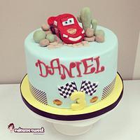 Saetta McQueen for Daniel