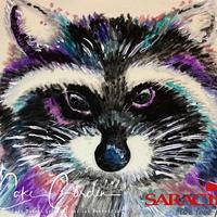 Painted Racoon