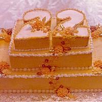 Mums Birthday cake