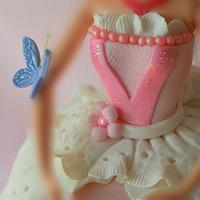 Barbie Doll Cake by Yap Ko Shin