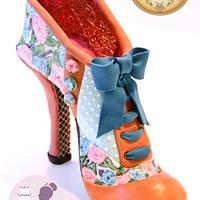 Victorian Sugar Shoe