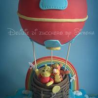Winnie the Pooh & Friends by Delizie di zucchero by Simona