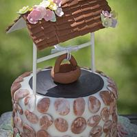 The Wishing Well Cake