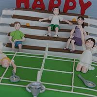 Tennis anyone? by Alexandra
