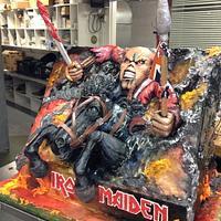 cake for Iron Maidan