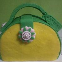 Purse Cake  by maria vilma a. coronado