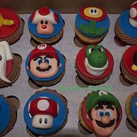 MarioKart Cupcakes