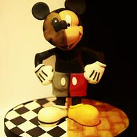MICKEY - IRISH SUGARCRAFT SHOW COMPETITION 2016