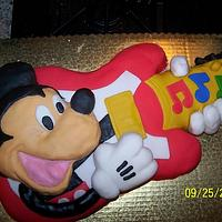Mickey Mouse Clubhouse Guitar