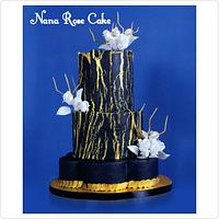 My Feauterd cake