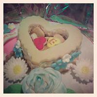 Heart Shaped Cookie Box by Jeana Byrd