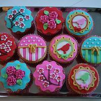 Pip studio style cupcakes