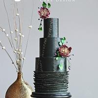 Fashion Inspired Cake from Viktor & Rolf Collaboration