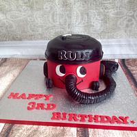 Henry Hoover cake