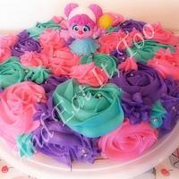 Abby Cadabby 1st birthday cake