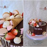Ganache & drip cake