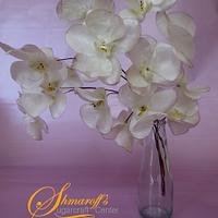 Moth Orchids Wafer Paper