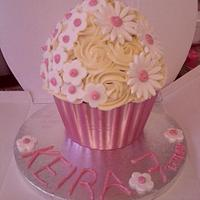 My First Ever Giant Cupcake by Cara Hughes