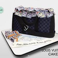 Torta Bolso Louis Vuitton Medellín