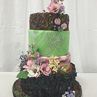 Ashes of Life Cake