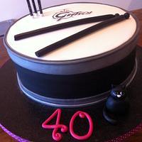 Drum roll ... by Helen-Loves-Cake