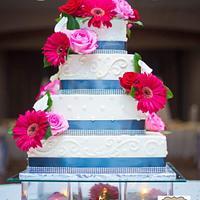 Day Wedding Cake