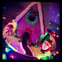 Christmas Cookie Cottage