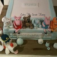 baby toy box  by sarahtosney