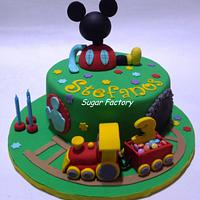 Stefanos' Mickey Mouse Clubhouse