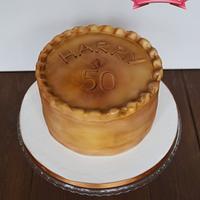 Pork Pie! (My 100th cake!)