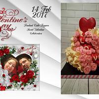 "Sweet Valentine Collaboration 2017   ""chocoloco dream"""