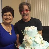 A Cake for Geraldo Rivera by Margie