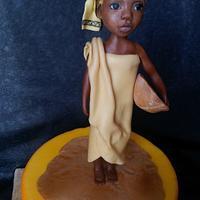 African Girl by giada