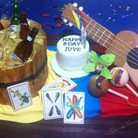 Venezuelan cake: TORTA LLANERA
