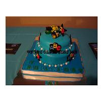 Bella's Graduation Cake