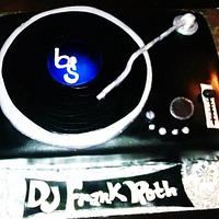DJ Turn Tables