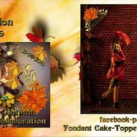 SweetAutumnCollaboration2016 - Autumn girl
