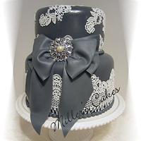 Pewter and Lace