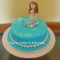 Mermaid by Sofia Costa (Cakes & Cookies by Sofia Costa)