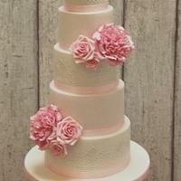 Todays Wedding cake