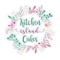 Kitchen Island Cakes