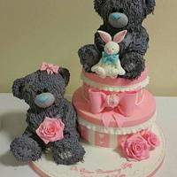 Tatty Ted Cake