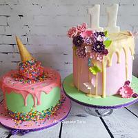 DRIPPY CAKES