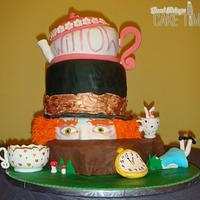 *Mad Hatter Tea Party*