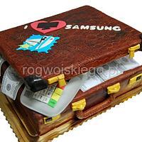Suitcase Cake, Tort Walizka