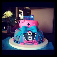 Montser High Cake! by Kelle's Cakes