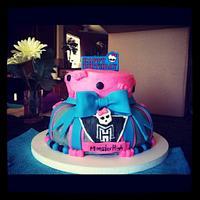Montser High Cake!