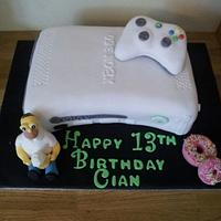X box  by All things nice