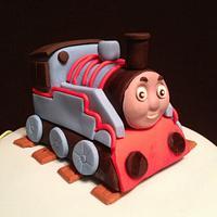 Thomas the Train by Lani Paggioli